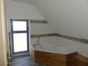 Salle de bain location gîte